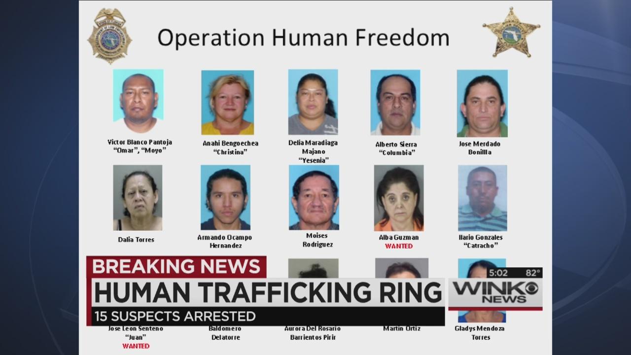 human sex trafficking in florida statistics in Burnley